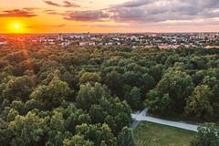 Oakwood Park | Kaunas aerial
