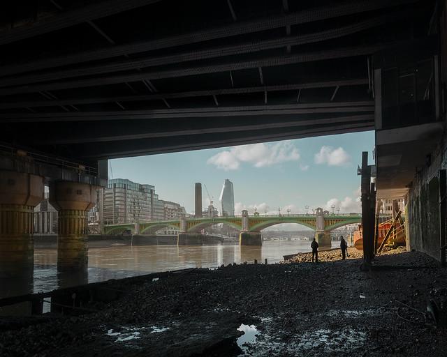 southwark bridge 2021