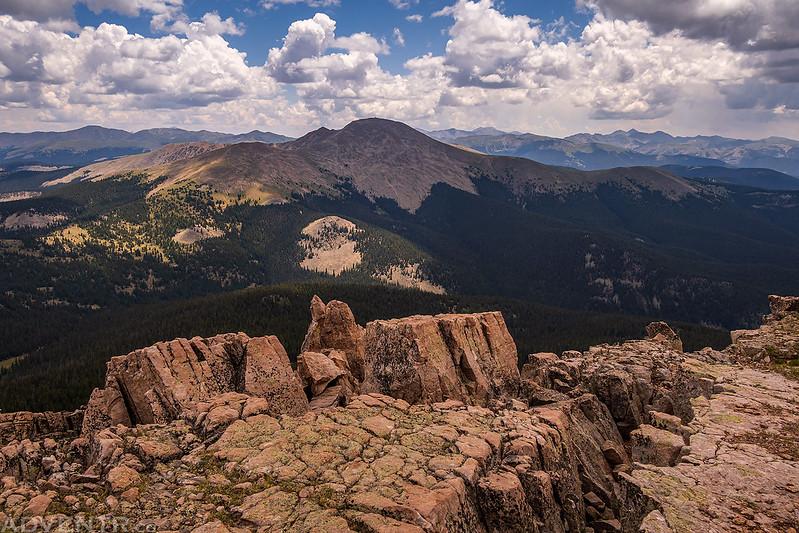 Fairview Peak View