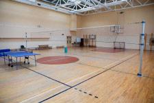 Территория Санатория Ружанский - многофункциональный спортивный зал
