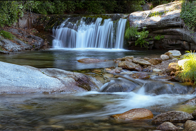 Cascada el Calderon - La vera