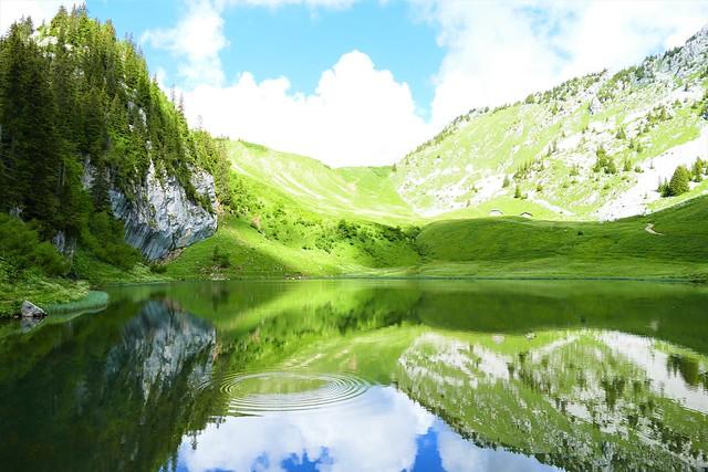 07.02.21.Lac d'Arvouin (France)