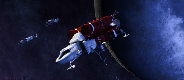 Space: 1999 - Booster Swift