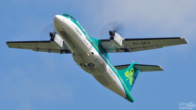 Aer Lingus Regional 🇮🇪 ATR 42-600 EI-GEV