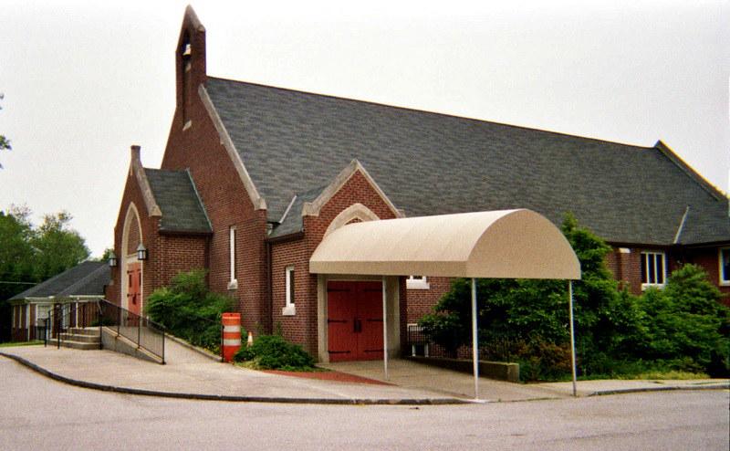 church awning baltimore
