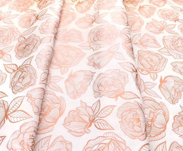 Ruby Star Society First Light RS5049-14M Floral Lace Roses Flowers Ballet