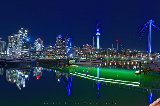 Auckland Viaduct Harbour/Basin