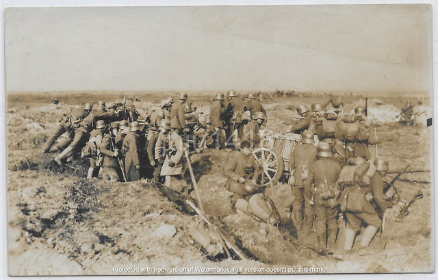 SPRING OFFENSIVE MARCH 28, 1918