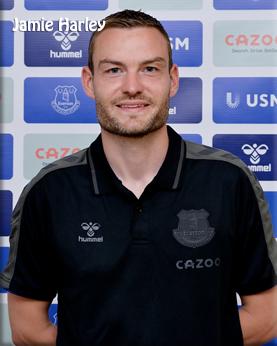Jamie Harley - Head of Sports Science