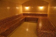 Территория Санатория Ружанский - турецкая баня