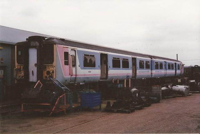 Class 457 Eastleigh 1
