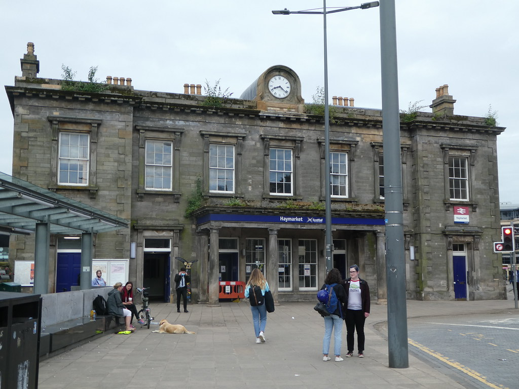 Haymarket Station, Edinburgh