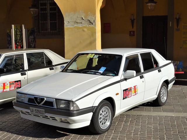 1991 Alfa Romeo 75 Twin Spark A.S.N.