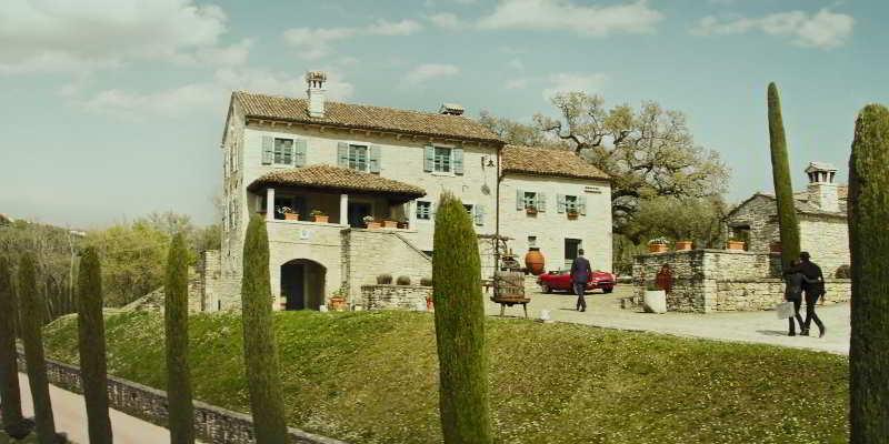 The Hitman's Wife's Bodyguard House