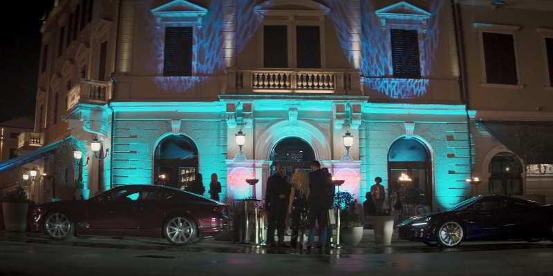 Nebulosa Club in Portofino