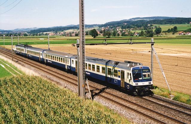 Zwischen Wichtrach und Kiesen 23.08.2004