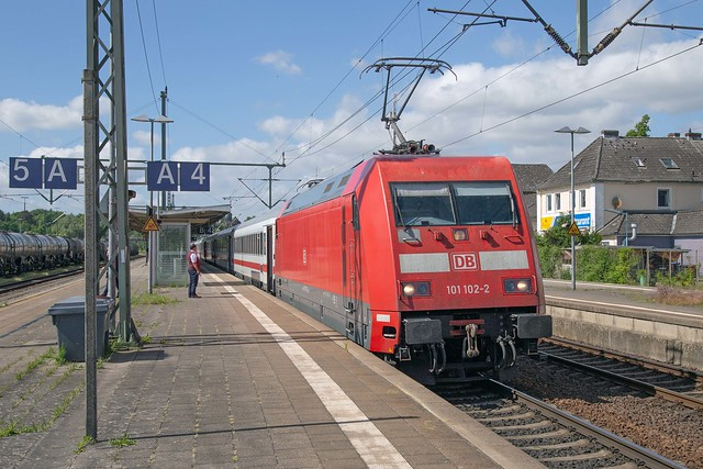 DB 101 102 Itzehoe