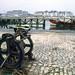 Sur le port de Grandcamp-Maisy
