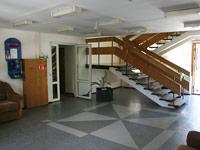 Корпуса Санатория Энергетик - холл жилого корпуса