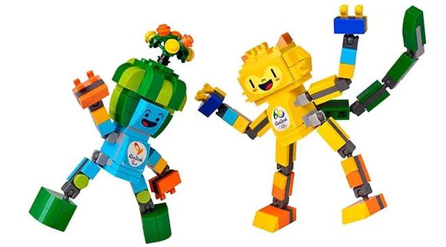 40225 Rio Mascots