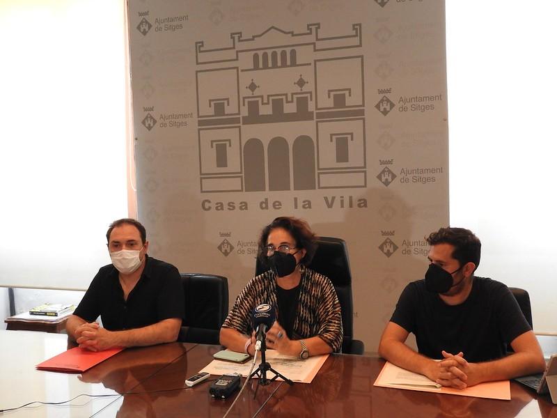 La Fundación Sitges-Festival Internacional de Cine de Cataluña se refuerza para encarar nuevos proyectos