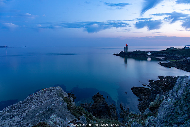 Blue Hour at