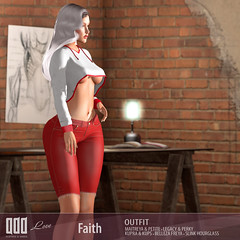 New release - [ADD] Faith Outfit