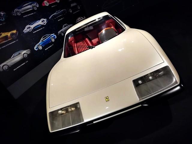 1968 Ferrari P6 Pininfarina
