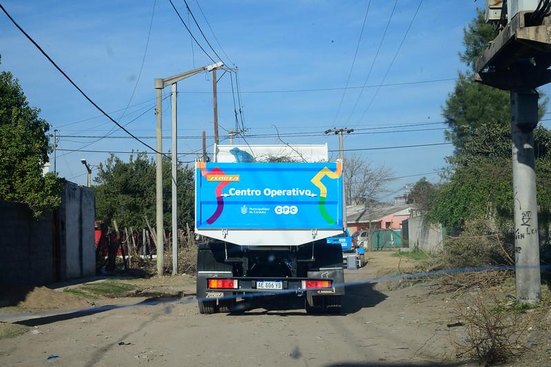 Cuadrillas del Centro Operativo Chalet San Felipe