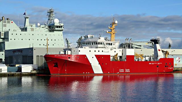 Canadian Coast Guard Ship