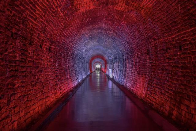 Brockville Railway Tunnel,Ontario,Canada