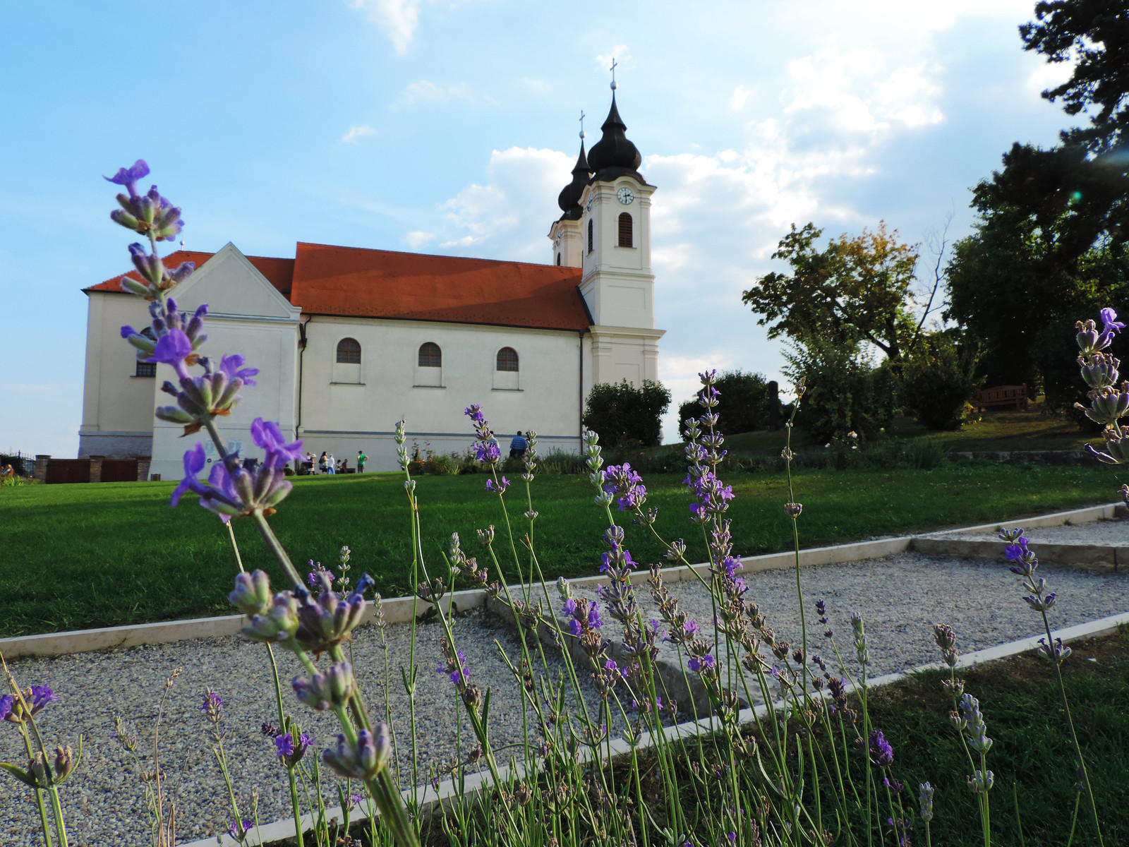 Tihany Abbey, Tihany, Hungary