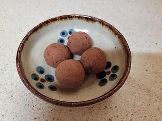 Keep It Cleaner Chocolate and Peanut Truffles