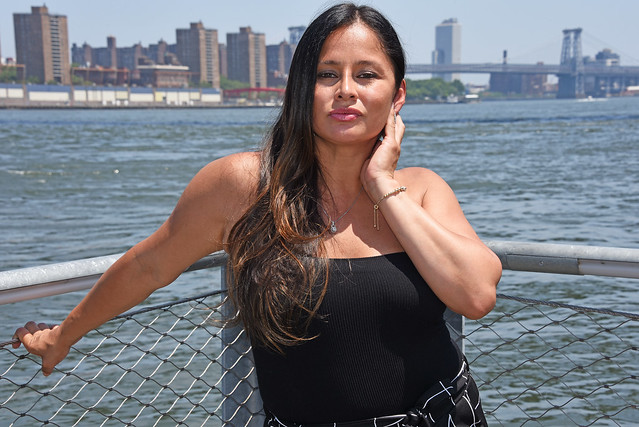 Picture Of Carolina Taken At Brooklyn Bridge Park In Brooklyn New York. Photo Taken Sunday July 5, 2020