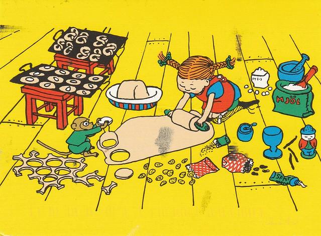Fifi Brind'Acier - illustration d'un artiste nion  indiqué