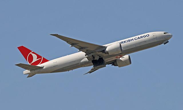 Jul 17 2021 lhr  Turkish Cargo TC-LJL