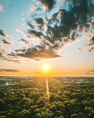 Oakwood Park | Kaunas aerial #202/365