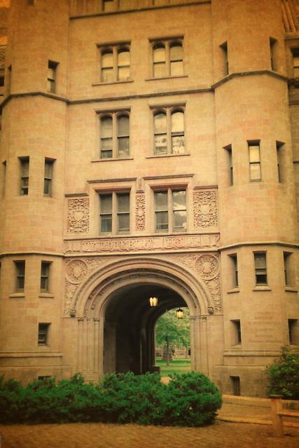 New Haven Connecticut - Connecticut - Vanderbilt Hall at Yale University