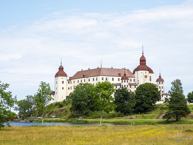 Läckö Castle, Sweden 2021