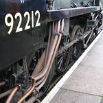 BR Standard Class 9F 2-10-0 No 92212 - Alton