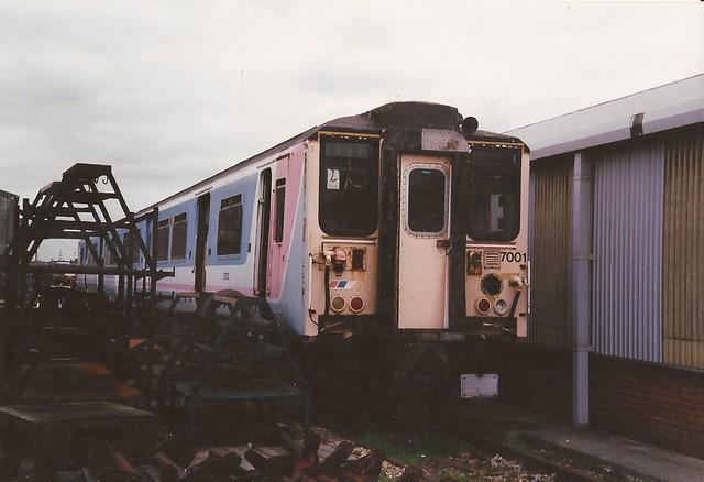 Class 457 Eastleigh 2