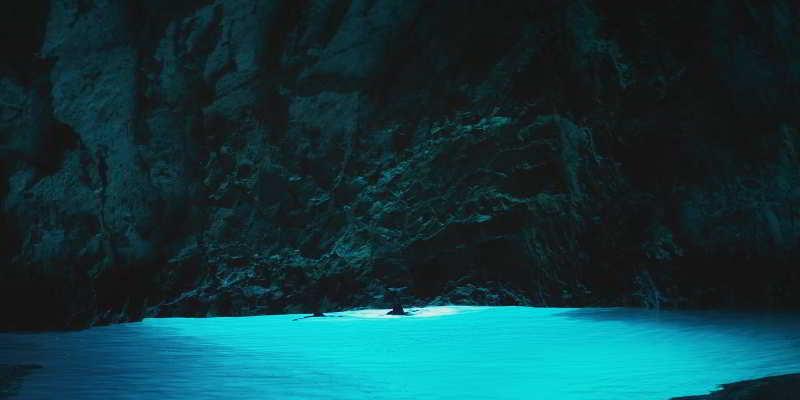 Blue Grotto Croatia