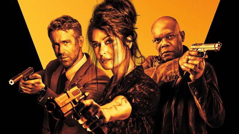 Hitman's Wife's Bodyguard cast