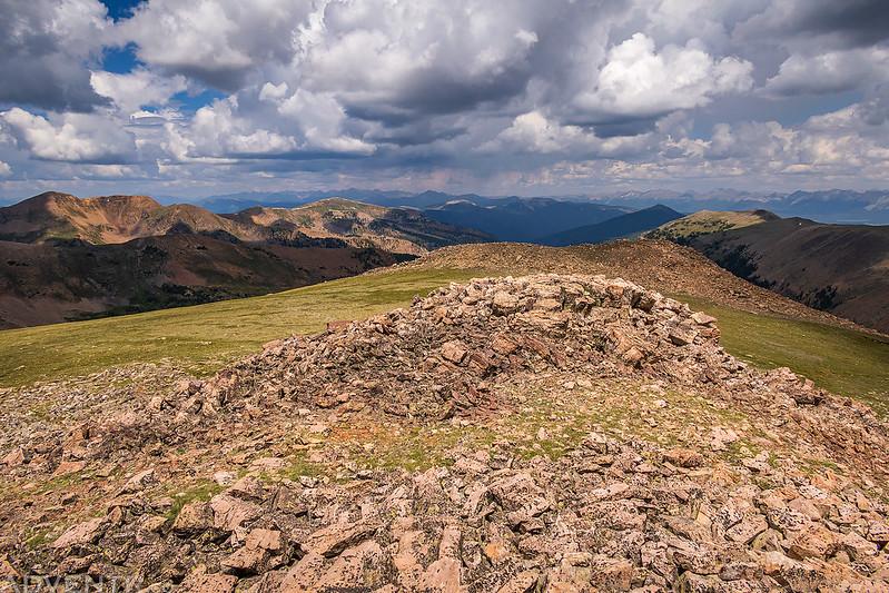 Broncho Mountain Summit View