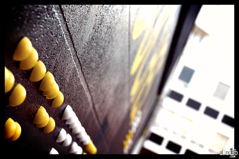 [22 juillet 2021] – Un jour, une photo : Du graffiti en braille