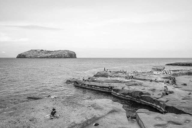 Isola di Ventotene e carcere di Santo Stefano