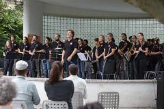 Openair-Konzert, 1. Juli