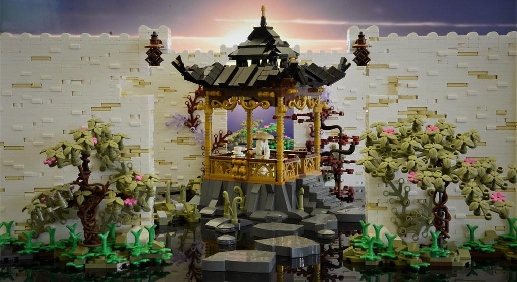 Asia - Shizuka temple
