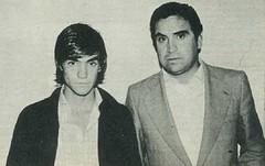 Temporada 1977/78: Marcos Alonso, jugador del Racing de Santander