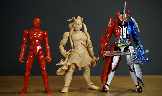 Nio Capsule Toys by Toy Spirits